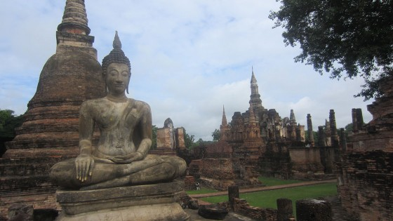 Thailande Sukhotai
