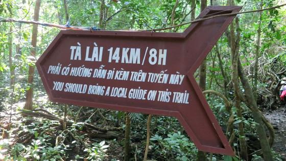 Cat Tien Parc National guide