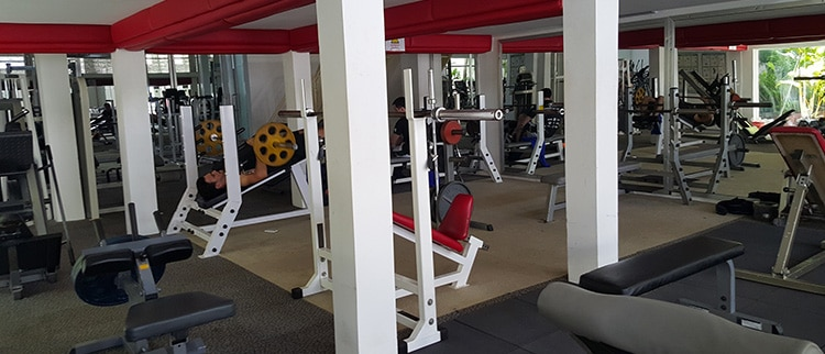 Muscle Fitness Center