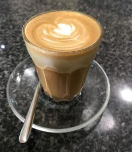 Feel Good Coffee - Latte art