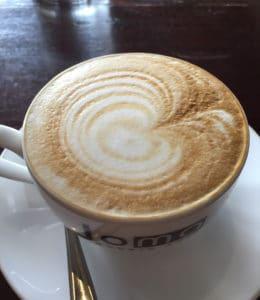 Joma - Latte art